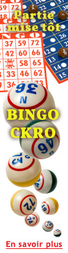 Bingo CKRO