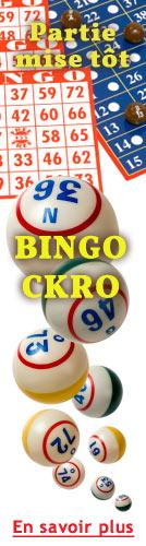 Bingo CKRO